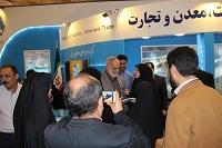 بازدید معاون وزیر و رئیس سازمان از بیست و سومین نمایشگاه مطبوعات